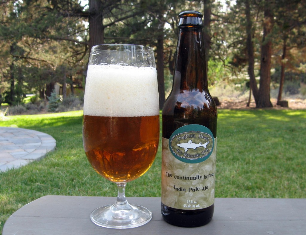 60 Minute IPA from Dogfish Head
