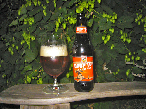 Photo of Drop Top Amber from Widmer Brothers Brewing in Portland, Oregon