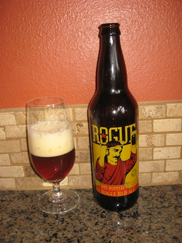 Dry Hopped St. Rogue Red