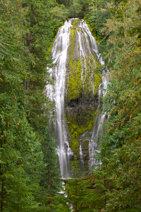 Proxy Falls Viewpoint